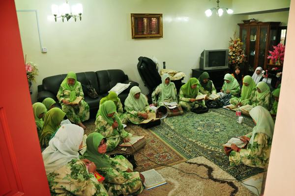 Majlis Kesyukuran Qaireena Khalisya