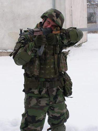 Slovakia Slovak Army ranks land ground forces combat uniforms ...