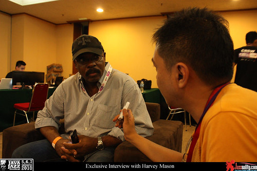 Harvey Mason Interview (3)