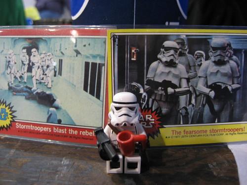 Trooper love