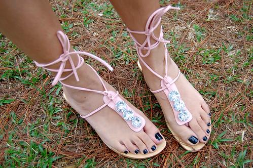 xxx feet Pinky