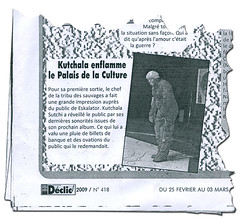 Declic, Côte d'Ivoire 25.02.2009