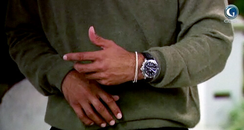 Tiger Woods' Buddhist Bracelet of Protection and Strength