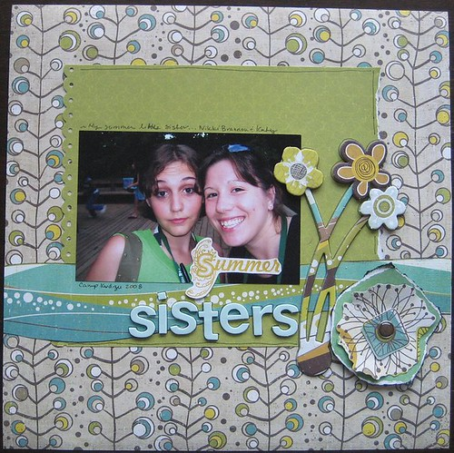 April C2P: Summer Sisters