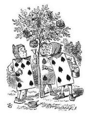 Alice no pas das maravilhas/Alice in wonderland ( Reino J Cheguei ) Tags: pattern alice pintar aliceinwonderland riscos moldes alicenopasdasmaravilhas reinojcheguei