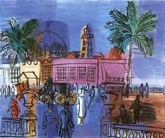 Le casino de Nice. Raoul Dufy (1877-1953). (Only Tradition) Tags: france nice frankreich riviera frança frankrijk 06 francia franca nizza nissa dufy costaazul costablava niça franciaország costaazzura франция franţa лазурныйберег ницa ниццa nisë