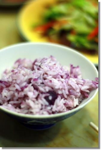 紫色米飯 004