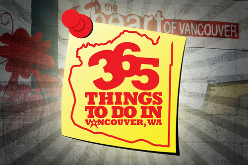 Logo for 365 Things To Do In Vancouver WA