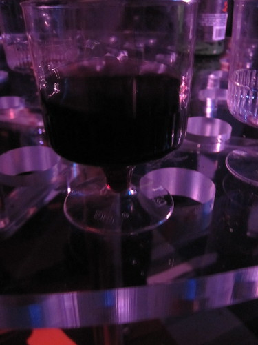 Wine at Crea gala