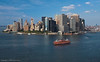Lower Manhattan Skyline (scottdunn) Tags: newyorkcity usa newyork skyscraper unitedstatesofamerica aerial batterypark kap batteryparkcity governorsisland lowermanhattan statenislandferry statenislandferryterminal newyorkharbor 5photosaday nycswim olympusep1 fesseldrachenluftbildfotografie worldland ecosent