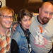 Jon Ginoli, Lynn Breedlove, and Matt Wobensmith
