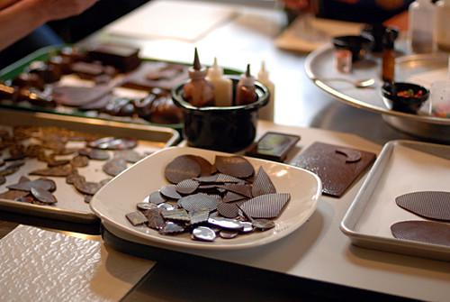chocolate crafting!