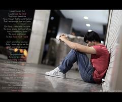 Missing You (Harvarinder Singh) Tags: missyou missingyou harvarindersingh pjayuppal
