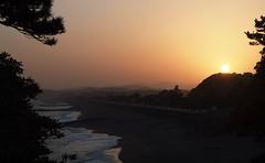 Katsurahama sunset