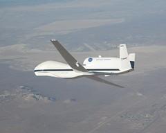 [フリー画像] [航空機/飛行機] [軍用機] [無人偵察機] [RQ-4 グローバルホーク] [RQ-4 Global Hawk]      [フリー素材]