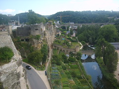 Luxembourg City Valley (TheClogfather) Tags: city valley luxembourg luxembur