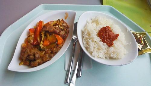 Moo Pad Praw Wan