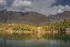 kachura lake , pakistan (TARIQ HAMEED SULEMANI) Tags: autumn pakistan tourism trekking hiking north lakes tariq skardu kachura kachuralake concordians sulemani