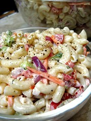 Deli Style Mac Salad