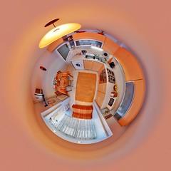 View through a bug's eye 2 !!! (geopalstudio) Tags: kitchen nikon tamron hdr d60 digitalcameraclub 175028 panoramichead enfuse exposurefusion panomaxx geopalstudio promotecontrol