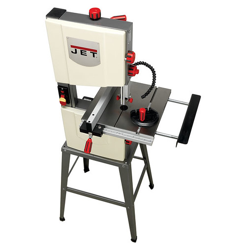 Jet 707200 10Inch Band Saw With Stand Model JWBS-10OS