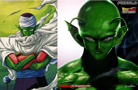 Piccolo real