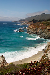 Seaside landscape on west coast (Mal80) Tags: d50 losangeles shots outstanding