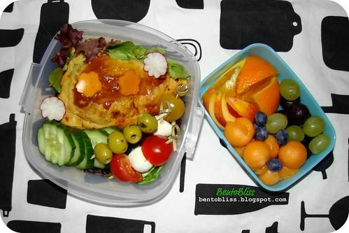Empanada de atún bento #1 - 07.04.2010