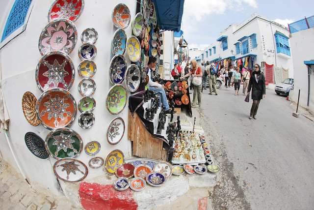 Tunis - SIDI BOU SAID
