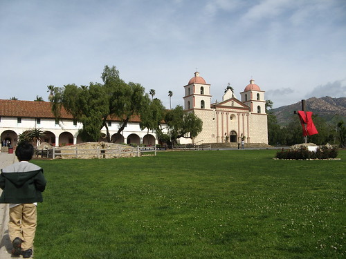 Old Mission, Santa Barbara