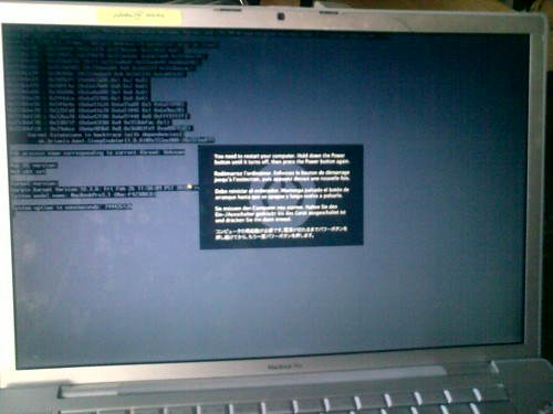 mac black screen of death. mac black screen of death.