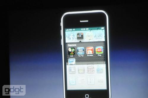 iPhone 4.0 Folders
