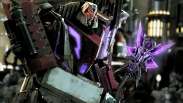 Screenshot Transformers War for Cybertron Megatron