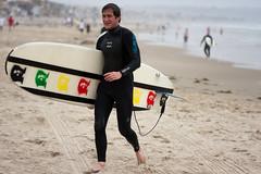 Rasta surfer
