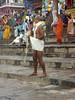 Tying Langoti 1.6 Varanasi (amiableguyforyou) Tags: india men up river underwear varanasi bathing dhoti oldmen ganges banaras benaras suriya uttarpradesh ritualbath hindus panche bathingghats ritualbathing langoti dhotar langota