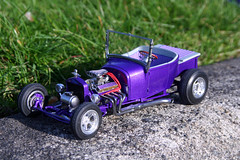 Down Low Purple (Starlite Wonder Imaging) Tags: auto show history classic scale car canon wonder washington model automobile northwest mini plastic imaging decal resin holmes canonrebelxt detailed starlight starlite preserving