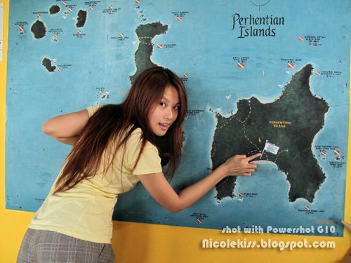 perhentian dive sites