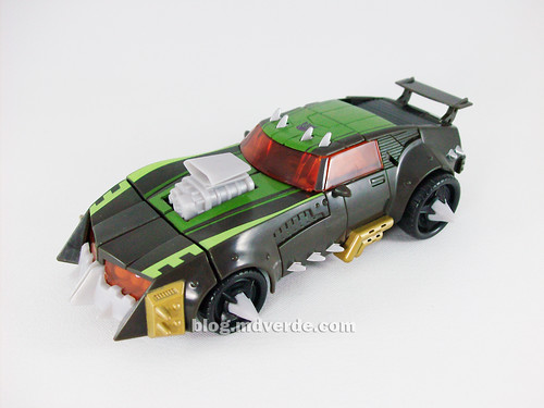 Transformers Lockdown Deluxe RotF NEST - modo alterno
