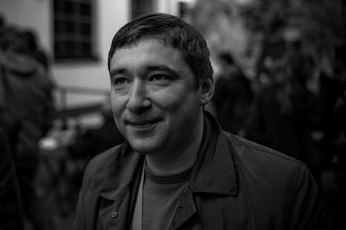 Robin Meyer-Lucht, Foto: Mario Sixtus, CC by 2.0