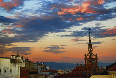 Barcelona Sunset.- (ancama_99(toni)) Tags: barcelona city morning blue light sunset red sky urban espaa house color building nature architecture clouds photoshop sunrise buildings landscape geotagged atardecer photography dawn photo spain rojo nikon espanha europa europe cityscape foto photos bcn cityscapes photographic catalonia ciudades amanecer fotos layers catalunya puestadesol fotografia nikkor lasagradafamilia espagne ocaso barcellona catalua catalan spanien barcelone pasoscatalans 2010 urbanas citys 1000views urbanscapes catalogna fotografas catal d60 katalonien catalogne cataln 10favs 10faves nikond60 25favs 25faves mywinners ancama99 saariysqualitypictures