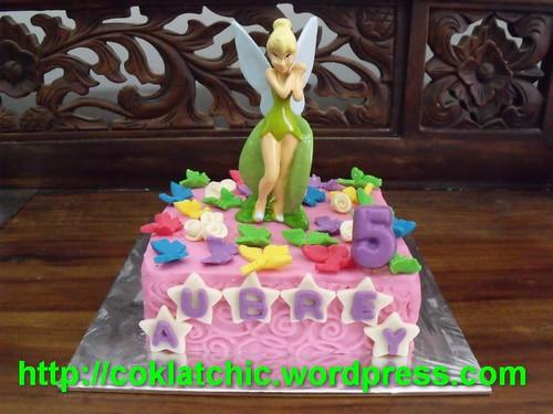 Tinkerbell Cake Flower Cupcake Thomas Cupcake Binatang