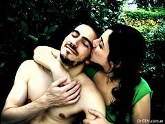 Verano con mi amor (DrGEN) Tags: amor yo verano ju 2010 lisandro drgen