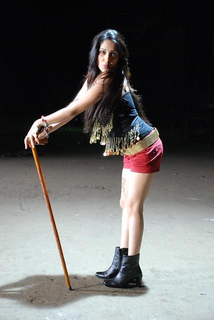 Tollywood Actress Ankitha sexy photo