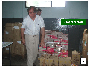 Donacion textos Abril 2010 Clasificacion libros copia