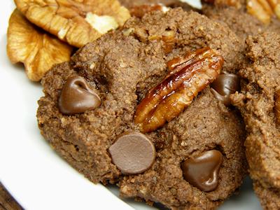 Bianca's Choco-Choco Praline Pecan Cookies