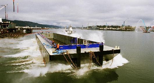 gunderson barge