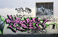 Korea (funkandjazz) Tags: sanfrancisco california graffiti roots korea piper lts kog jaut bvrs