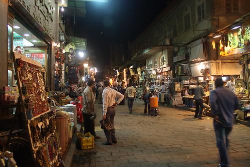 Khan el Khalili view