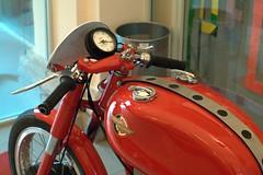 Motocicletta di Giacomo Agostini