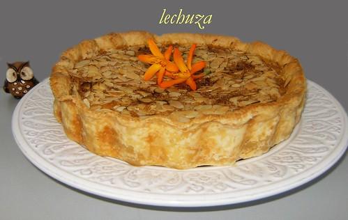 Copia de Tarta manzana y almendras -entera